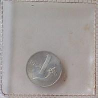 ITALIA 1 Lira 1968 Monete In FDC Da Divisionale - 1946-… : Repubblica