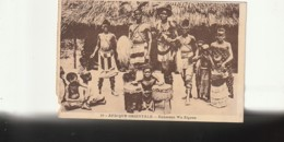 ***  Afrique Orientale Danseurs Wa Zigoua -  Angle Gauge Echancrure - - Somalie