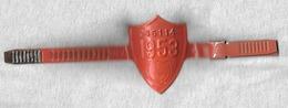 Velonummer Fribourg FR 53 (Original-Rahmennummer) - Number Plates