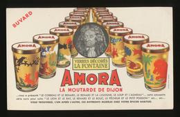 Buvard - MOUTARDE AMORA - Mosterd
