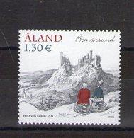 Aland. Voyage D'agrément à Bomarsund - Aland