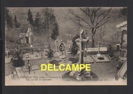 DD / GUERRE 1914 - 18 / CAMPAGNE 1914-15 / CIMETIÈRE DE SAINT-JEAN D' ORMONT (VOSGES) / 1916 - Guerra 1914-18