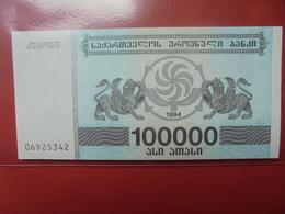 GEORGIE 100.000 LARIS 1994 PEU CIRCULER/NEUF - Géorgie