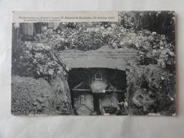 Lanaken, Rekem, Grafkelder Der 3 Dapperen 26 Oktober 1919 - Lanaken