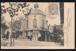 KONSTANTINOPEL -  RUE PRES DU SERASKIERAT   1905 - Turkije