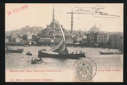 KONSTANTINOPEL -  MOSQUEE YENI DJAMI  STAMBOUL   1905 - Turquie