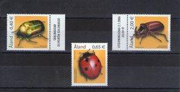 Aland. Insectes. Coléoptères - Aland