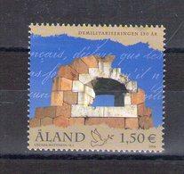 Aland. 150e Anniversaire De La Démilitarisation Des Iles Aland - Aland