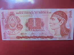 HONDURAS 1 LEMPIRA 2003 PEU CIRCULER/NEUF - Honduras