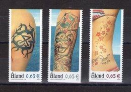 Aland. Art Du Tatouage - Aland