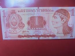 HONDURAS 1 LEMPIRA 2012 PEU CIRCULER/NEUF - Honduras