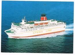 SCH-907  M.V. STENA DANICA ( Stena Line ) - Ferries