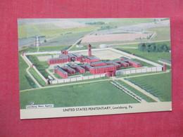 United States Penitentiary   Lewisburg Pa.    Ref 3396 - Prison