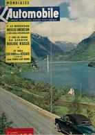 Revue Ancienne L'Automobile 1953 N° 89 Tous Les Détails Du Dernier Bolide Russe 1953 - Auto/Motorrad