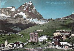 Aosta - Cervinia E Breuil - Monte Cervino - Vg - Altre Città