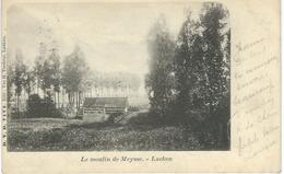Le Moulin De MEYSSE - LAEKEN - D.V.D. 7173 - Cachet De La Poste 1901 - Laeken
