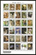 Brazil 2018 Brasil / Mammals Dogs Cats UPAEP MNH Perros Gatos Hunde Katzen Chiens Chats / Cu13321  41-42 - Perros