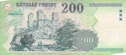 200 Forint Ungarn 1998 VF/F (III) - Ungarn
