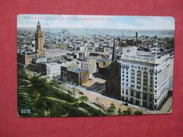 Birds Eye View From The Flatiron Building    New York > New York City     Ref 3396 - Manhattan