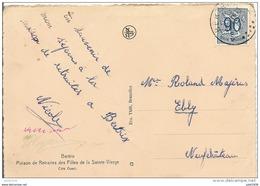 EBLY ..-- BERTRIX ..-- Maison De Retraites . Vers EBLY ( Mr Roland MAJERUS ) . Voir Verso . - Léglise