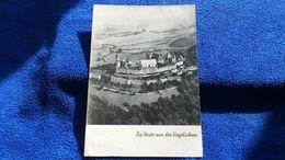 Die Veste Aus Der Vogelschau Germany - Coburg