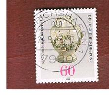 GERMANIA (GERMANY) - SG 1982 - 1982 J.F. BOTTGER (MEISSEN CHINA WORKS)  -   USED - [7] République Fédérale
