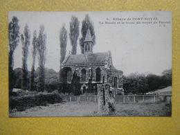 MAGNY LES HAMEAUX. L'Abbaye De Port-Royal-des-Champs. Le Tronc Du Noyer De Pascal Et Le Musée. - Magny-les-Hameaux