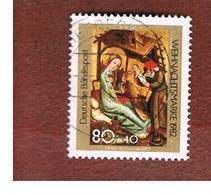 GERMANIA (GERMANY) - SG 2011  - 1982  CHRISTMAS     -   USED - [7] République Fédérale
