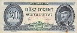 20 Forint Ungarn 1980 VF/F (III) - Ungarn