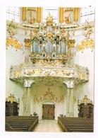 ORG-17   Abtei ETTAL : Orgel ( Erbaut Von J.G. Herterich 1768 )( Orgel, Orgue) - Musique