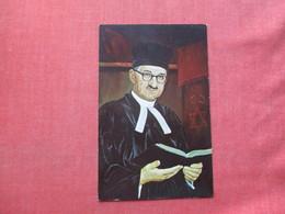 Alexander Astor  Chief Rabbi Of New Zealand      Ref 3396 - Jewish
