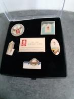 Coffret Pin's - XVIe Jeux Olympiques D'hiver Badges Officiels Olympiques 1992 Albertville - - Jeux Olympiques