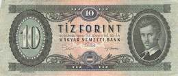 10 Forint 1969 VF/F (III) - Ungarn