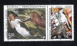 Herceg Bosna - Bosnia Croatian - Bosna I Herzegovina Mostar Neuf Sans Charnière - MNH - 1997