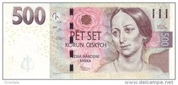CZECHIA P. 24 500 K 2009 UNC - Tchéquie