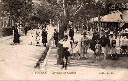 FOURAS AVENUE DU CASINO - Fouras-les-Bains