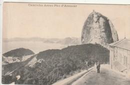 *** BRESIL  ***  RIO DE JANEIRO  Caminho Aero Pao De Assucar  Written  TTB - Rio De Janeiro