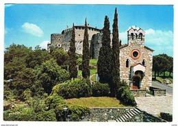 GORIZIA:   IL  CASTELLO  -  FG - Castelli