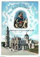 POMPEI (NA):   BASILICA  AMPLIATA  -  BROMOCOLOR  -  PER  LA  SVIZZERA  -  FG - Chiese E Conventi