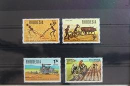 Rhodesien 70-73 ** Postfrisch #SY097 - Zimbabwe (1980-...)