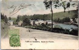 Belgique - LIEGE - AMBLEVE - Route De Florzée - Amblève - Amel