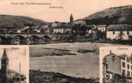 CPA - GRUSS Aus GROSSHEMMERSDORF - Vue De La Ville - Germany