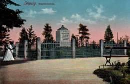 CPA - LEIPZIG - Vue De La Ville - Napoleonstein - Leipzig