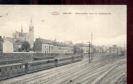 Arlon - Station - 1914 - Arlon
