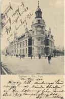 63-15 Germany Deutschland Colmar Post Sent To Finland 1904 - Germania