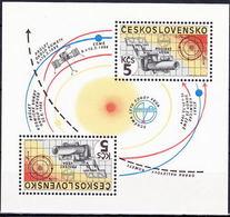 ** Tchécoslovaquie Mi Bl.64 (Yv BF 68), (MNH) - Blocks & Sheetlets