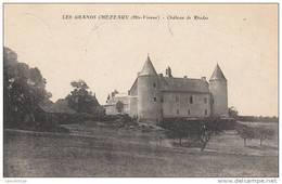 87 - LES GRANDS CHEZEAUX / CHATEAU DE RHODES - Autres Communes