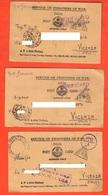 POW India Prisoners  Of War Prigionieri Di Guerra Prisonniers De Guerre  Camp To Vicenza 1941 - Documents