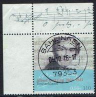 BRD, 2001, MiNr 2163, Gestempelt - [7] Repubblica Federale