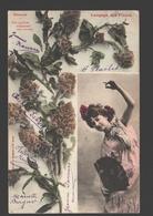 Langage Des Fleurs - Réséda - 1904 - Fleurs